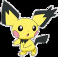 172 Pichu Spiky-Ear DP4