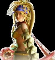 Rikku Artwork Dead Fantasy