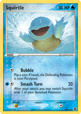 007 Squirtle FRLG83