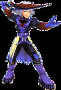 Riku (Dark Mode) KH