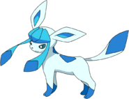 Shiny Glaceon DP