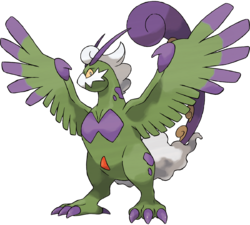 641 Tornadus Therian Shiny