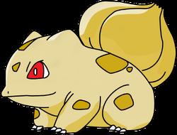 001 Bulbasaur OS1 Gold
