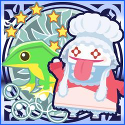 Quina Quen Frog Drop SSR+ L