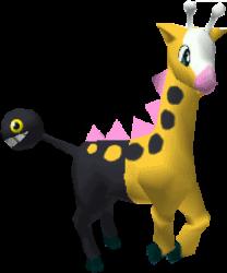 203 Girafarig PS