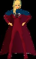 Supergirl RedBlu Suit 4