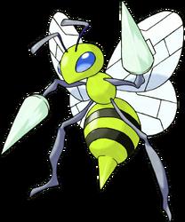 015 Beedrill Shiny