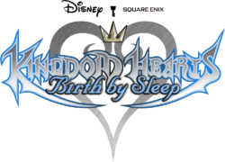 Kingdom Hearts Birth by Sleep Title
