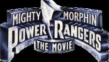 Mighty Morphin Movie Logo