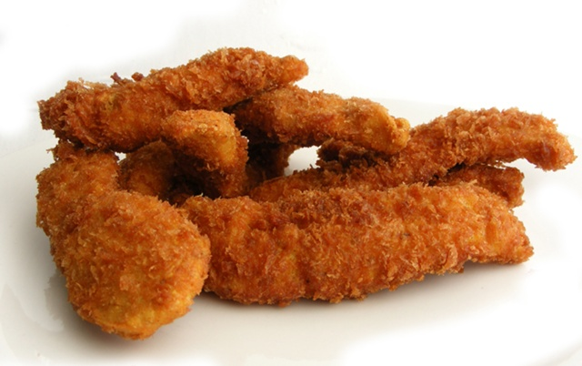 File:Crispy Chicken Strips - FotoosVanRobin.jpg