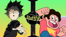 Mob vs Steven Universe