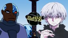 Cyborg vs kaneki