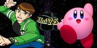 Ben Tennyson Vs Kirby