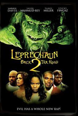 Leprechaun- Back 2 tha Hood FilmPoster