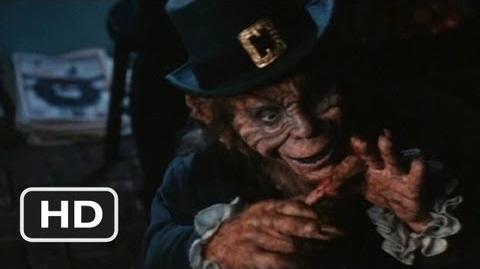 Leprechaun 2 (3 11) Movie CLIP - Finger-Licking Good (1994) HD