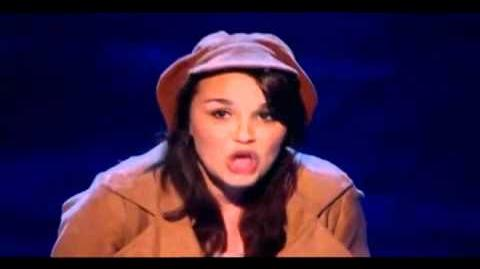 "Samantha Barks singing ""On My Own"" from Les Miserables"