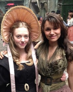 Eponine and cosette