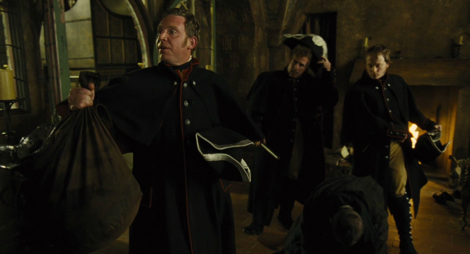 prologue valjean arrested valjean forgiven les
