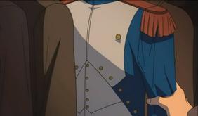 Valjean's National Guard Uniform
