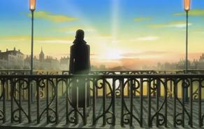Javert Watching the Sunrise