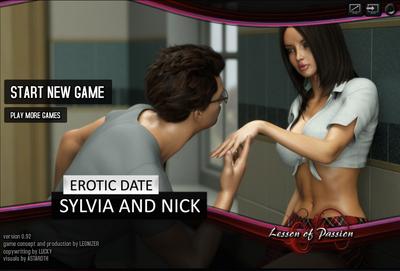 Sylvia and Nick