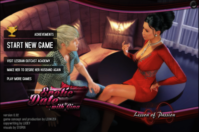 Erotic Date with Gina