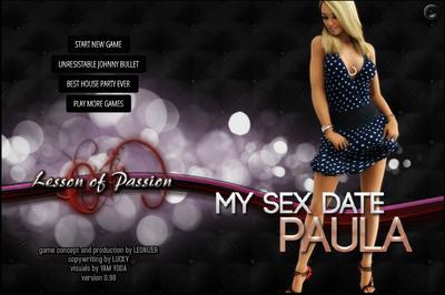 My Sexy Date - Paula
