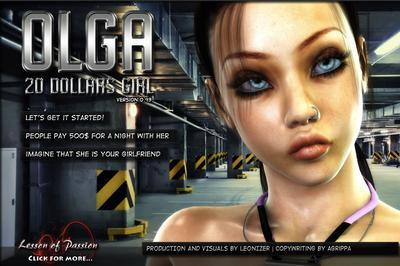 Olga- 20 Dollars Girl