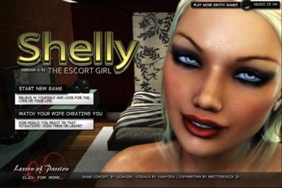 Shelly - The Escort Girl