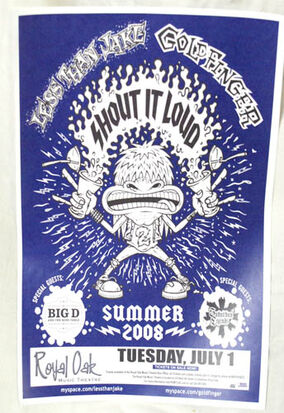 July 1st 2008 Poster