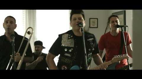 "Less Than Jake ""Bomb Drop"" Official Music Video"