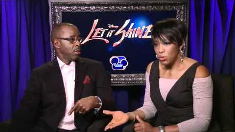 """""""Let It Shine"""" Interview with Courtney B Vance & Dawnn Lewis"""