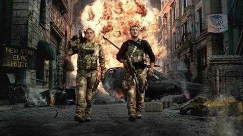 Official Call of Duty Modern Warfare 3 - The Vet & The n00b
