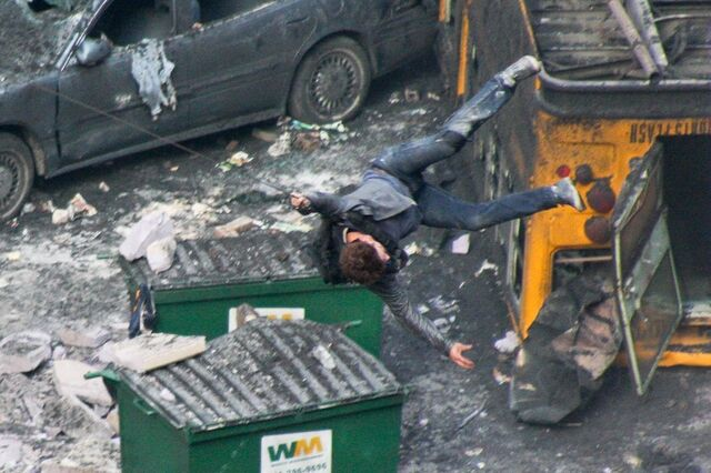 File:Transformers-dotm-tf3-shia-labeoufs-stunt-double-swings-upside-down-on-cable 4906795974 o.jpg
