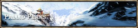 Location banner Pallid Peaks