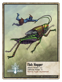 Nub Hopper
