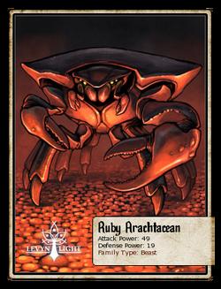 Ruby Arachtacean