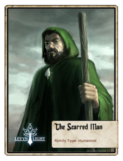 The Scarred Man (Character)