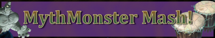 MythMonster Mash Banner