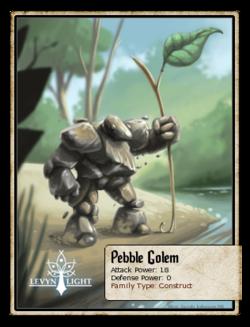 Pebble Golem