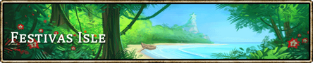 Location banner Festivas Isle