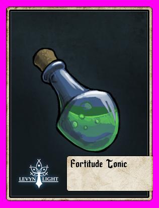 Fortitude Tonic
