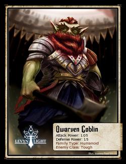 Dwarven Goblin