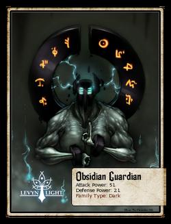 Obsidian Guardian