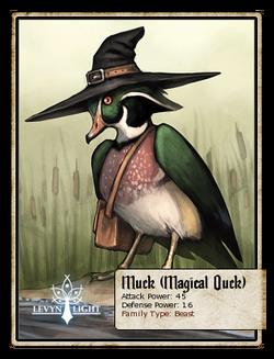 Muck (Magical Duck)