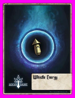 Whistle Energy