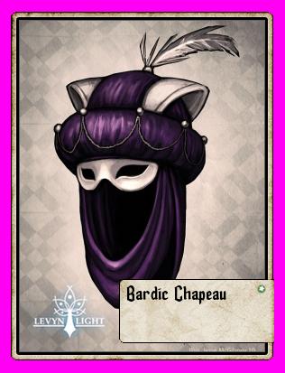 Bardic Chapeau