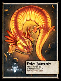 Ember Salamander