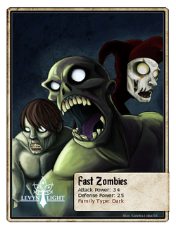 Fast Zombies