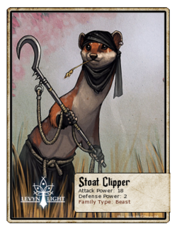 Stoat Clipper
